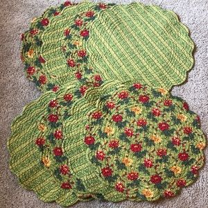 Set of 8 Reversible Placemats